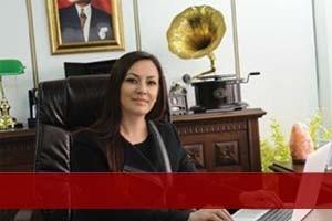 Amber Türkmen | TRT Radyo Daire Başkanı