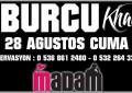 MüzikOnair ile DJ Burcu Khan Madam'da!..
