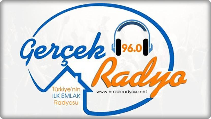 Türkiye'nin İlk Emlak Radyosu Geliyor