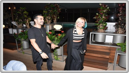 Gökhan Türkmen'e Eşi ve Dostlarından Sürpriz Doğum Günü
