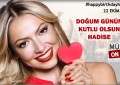 HAPPY BIRTHDAY HADİSE
